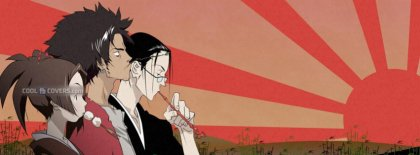 Samurai Champloo 3 Anime Facebook Covers