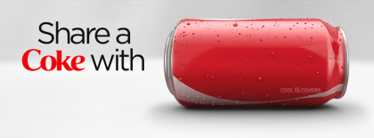 Share A Coke Facebook Cover Facebook Covers