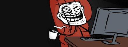 Sir Troll The Net Meme Fb Cover Facebook Covers