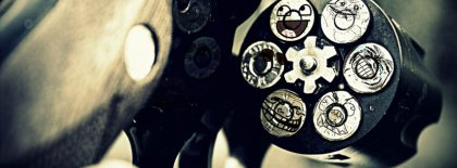 Troll Bullets Meme Fb Cover Facebook Covers