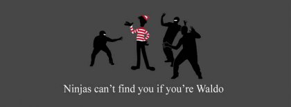 Waldo Ninjas Fb Cover Facebook Covers