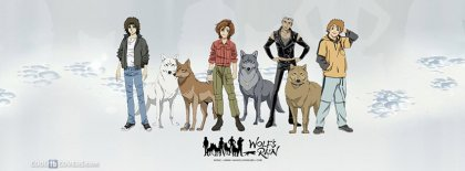 Wolf Rain Anime Facebook Covers